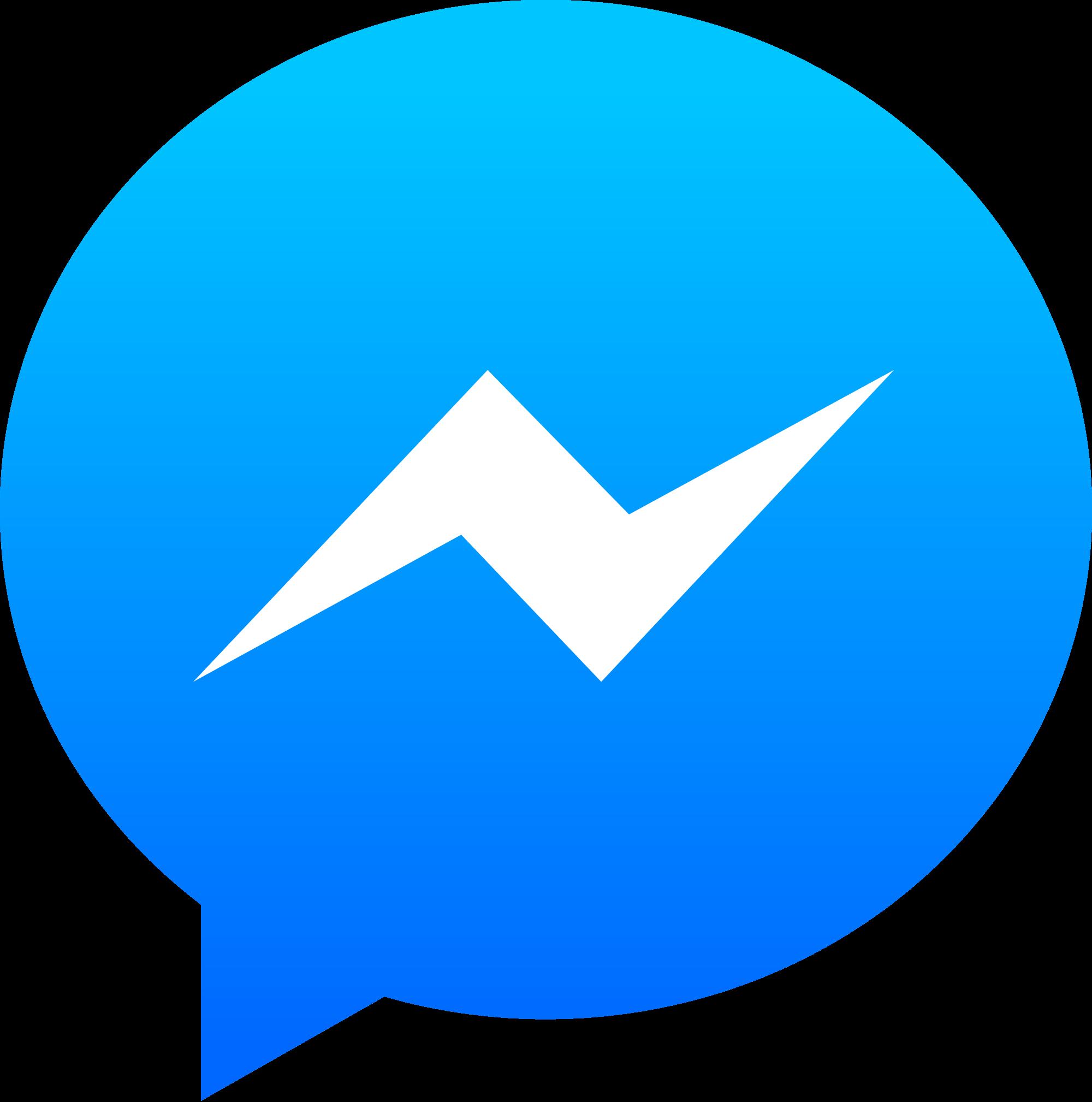 Facebook Messenger ikona