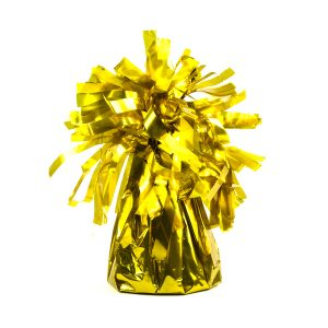 balionu svarelis auksinis Balionų svarelis 130g.