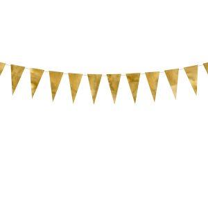 girlianda auksine 1 Auksinė girlianda