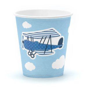 """puodelis lektuvelis 1 1 Puodeliai """"Lėktuvėlis"""""""