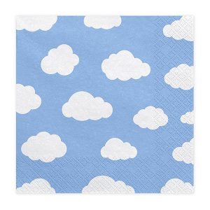 """serveteles debeseliai zydra 1 Servetėles """"Debesėliai"""""""