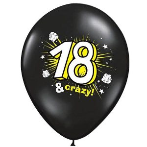 "18 crazy Balionas ""18&crazy"""