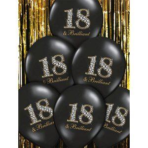 18 gimtadienis juodas 2 Pradinis