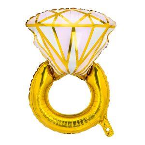 """auksinis ziedas 1 Balionas """"Žiedas"""""""