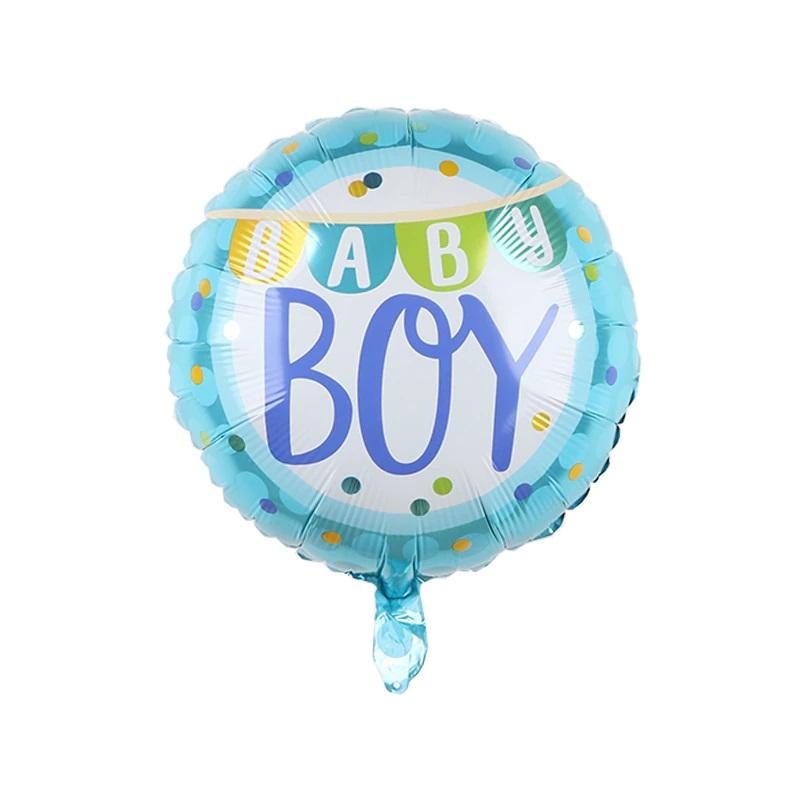 "baby boy Folinis balionas ""Baby BOY"""