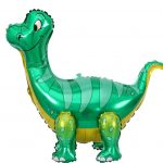 dinozauras-zalias