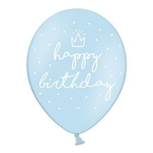 "gimtadienis zydra Balionas ""Happy Birthday"""