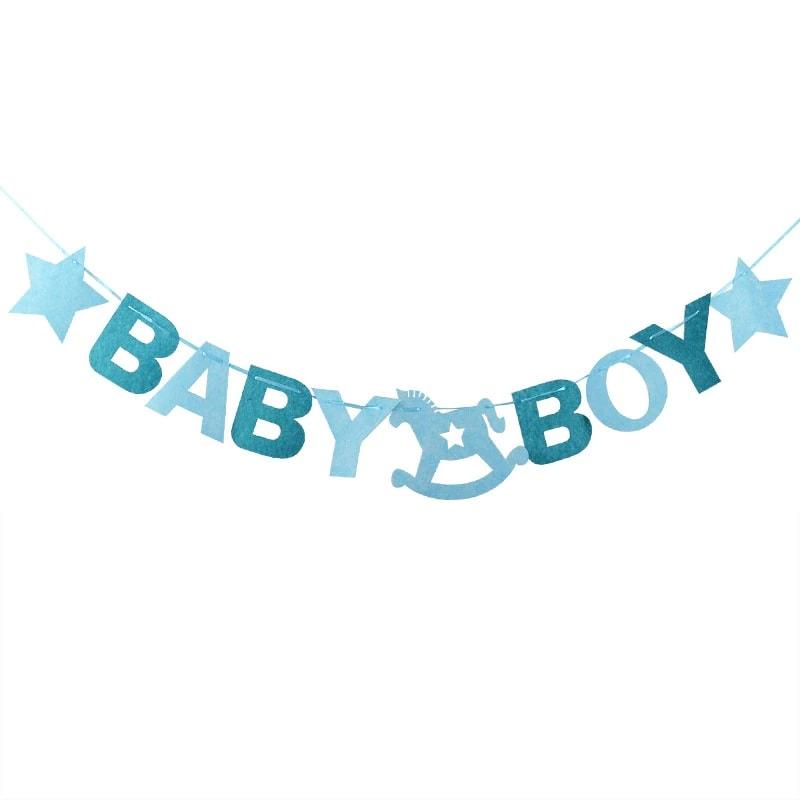 "girlianda baby boy Girlianda ""Baby..."" (dviejų spalvų)"