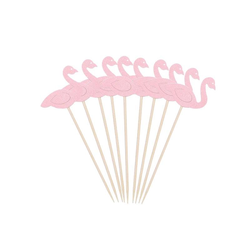 """smeigtukai flamingas rozine 1 Smeigtukai """"Flamingas"""""""