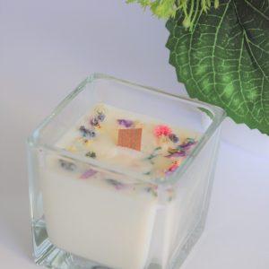 stikline zvake 2 scaled Rankų darbo natūrali sojų vaško žvakė