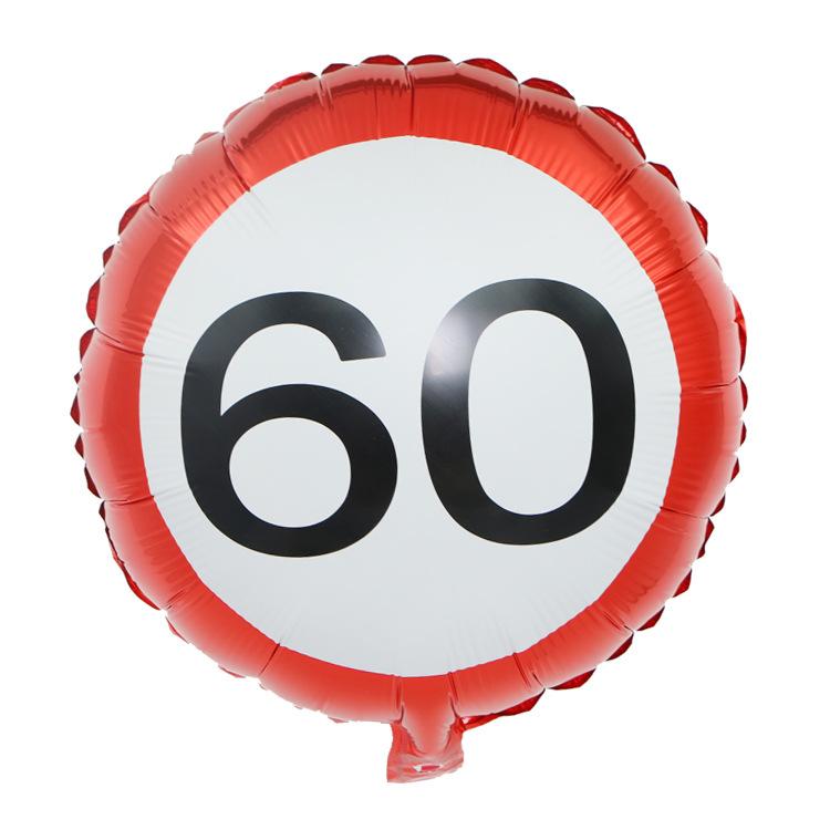 "stop 60 Balionas ""STOP 60"""