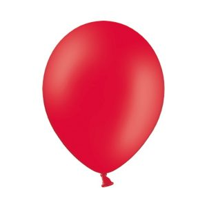 vienspalvis raudona Vienspalvis raudonas balionas