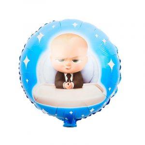 """boss baby 2 Folinis balionas """"Ponas kūdikis"""""""