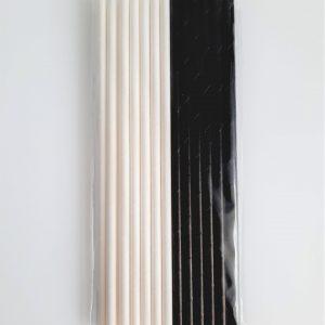 siaudeliai juoda balta 24 scaled Šiaudeliai juodi ir balti