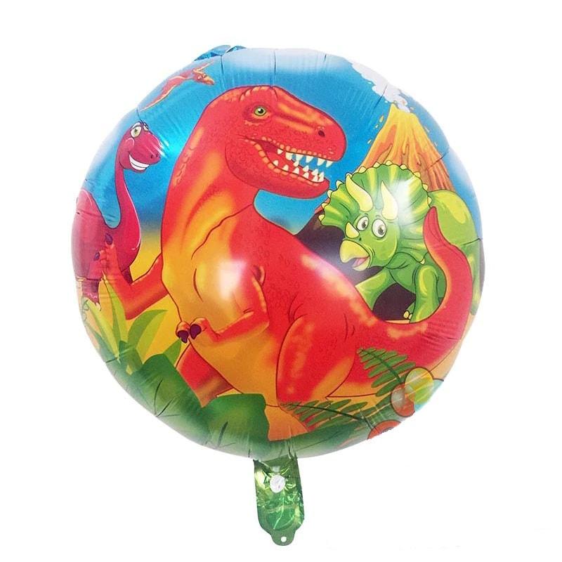 """dino 2 Folinis balionas """"Dinozaurai 2"""""""