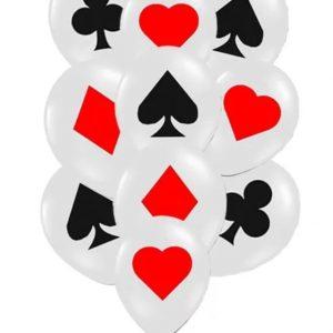 """kazino Balionų rinkinys """"Kazino"""""""