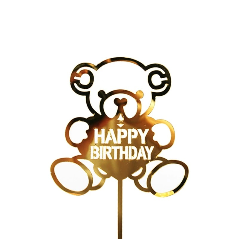meskiukas 1 Smeigtukas ant torto gimtadieniui