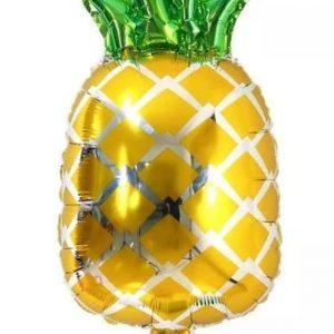 """mini ananasas Mažas folinis balionas """"Ananasas"""""""