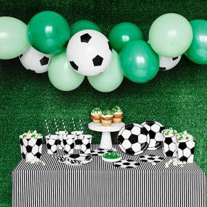 futbolo rinkinys 1 Futbolo vakarėlio rinkinys