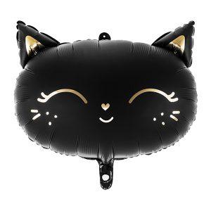 """juodas katinas 1 Folinis balionas """"Juodas katinas"""""""