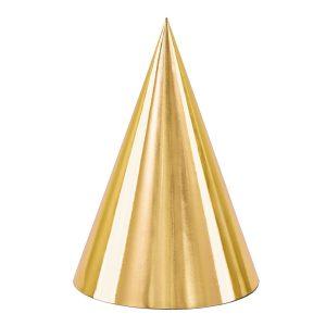 kepurele auksine 1 Auksinės gimtadienio kepurėlės